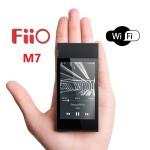 WiFi nyomaira bukkantunk a FiiO M7 lejátszóban