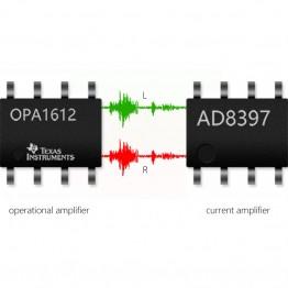FiiO AM1 erősítő modul - X7-hez, Q5-höz