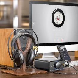 FiiO K5Pro asztali DAC erősítővel
