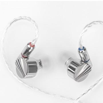 FiiO FD5 IEM fülhallgató - Ezüst