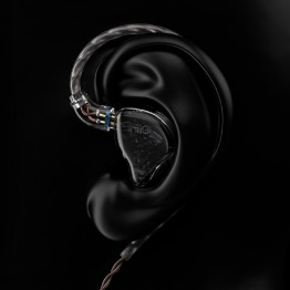 FiiO FH1s IEM fülhallgató - Fekete