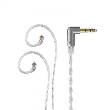 FiiO LC-4.4D ezüst kábel MMCX