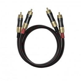 FiiO LR-RCA2 Analóg RCA-RCA kábel pár